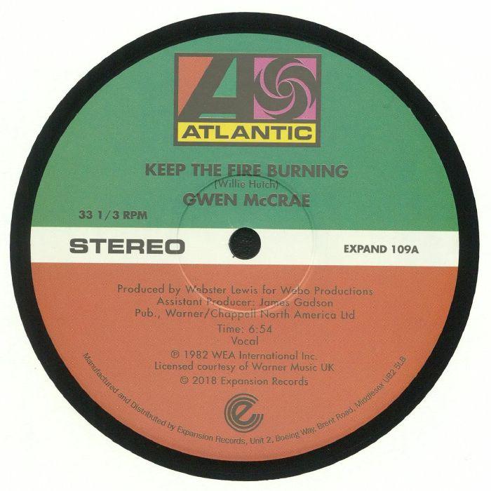 McCRAE, Gwen - Keep The Fire Burning