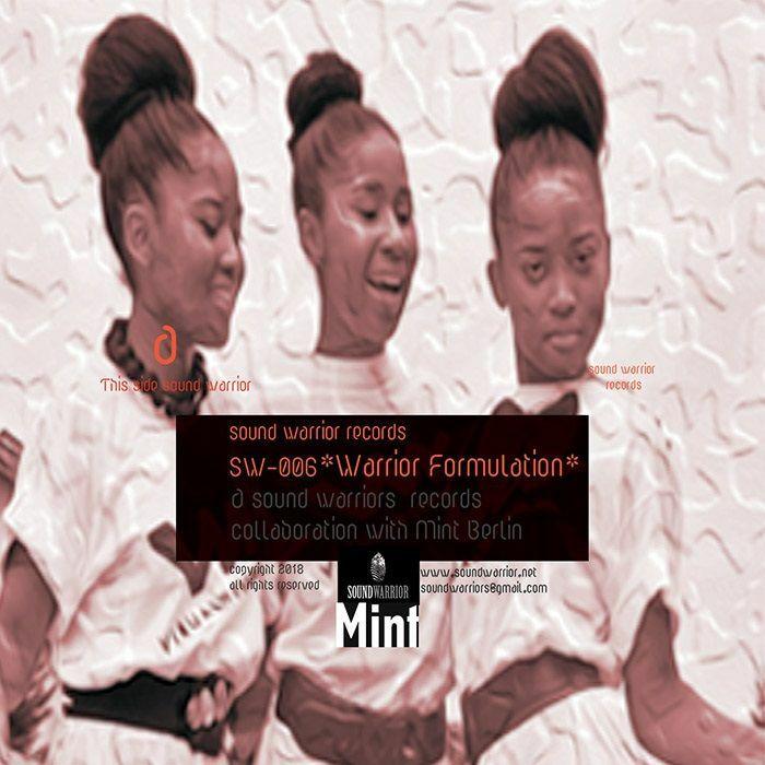 LADY FINGERS/JENIFA MAYANJA/ENA LIND/LADY BLACKTRONIKA - Warrior Formulation