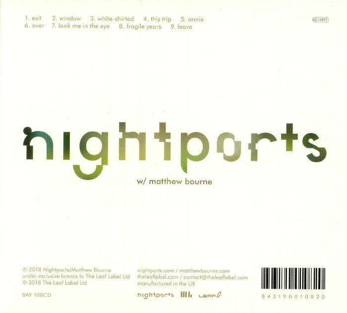 NIGHTPORTS with MATTHEW BOURNE - Nightports With Matthew Bourne