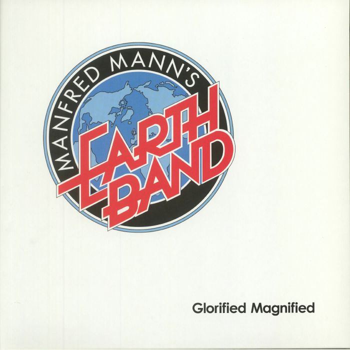 MANFRED MANN'S EARTH BAND - Glorified Magnified