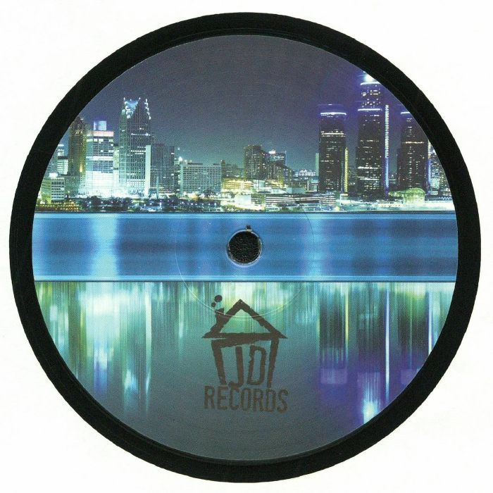 ROMALIS, Gari presents DETROIT SOUL FACTORY - All Dat Jazz