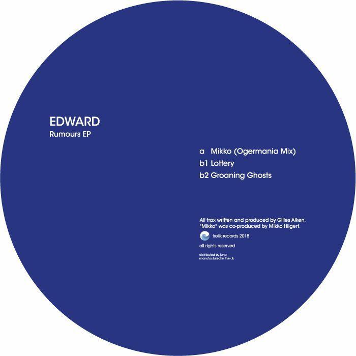 EDWARD - Rumours EP (feat Ogermania mix)