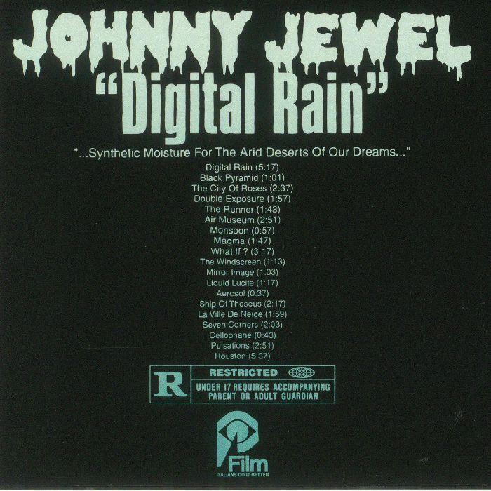 JEWEL, Johnny - Digital Rain