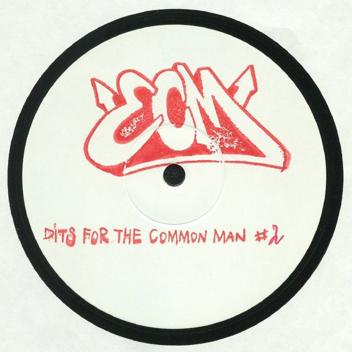 PHONK D/MR FONK/MUTENOISE/AUSSTEIGER/TROPICAL DANDY - Edits For The Common Man #2