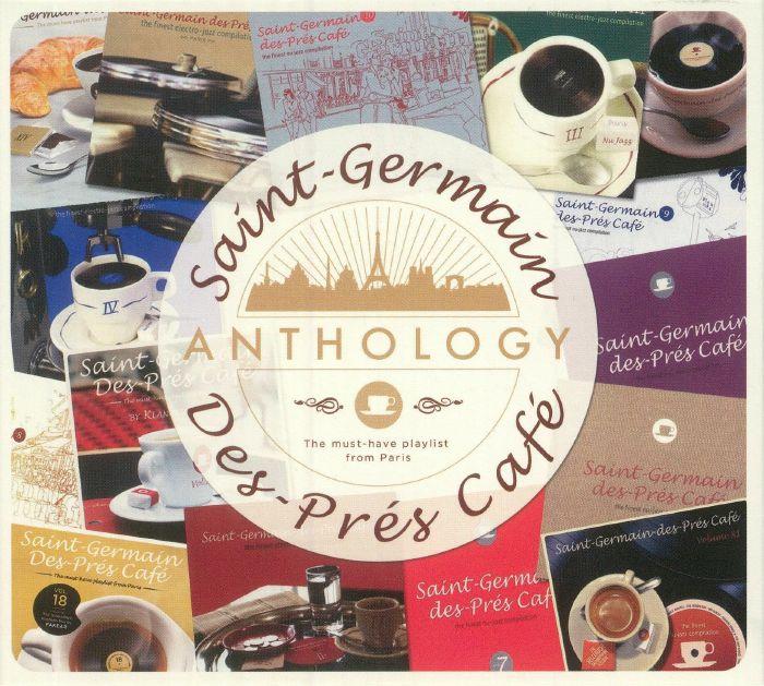 VARIOUS - Saint Germain Des Pres Cafe: Anthology