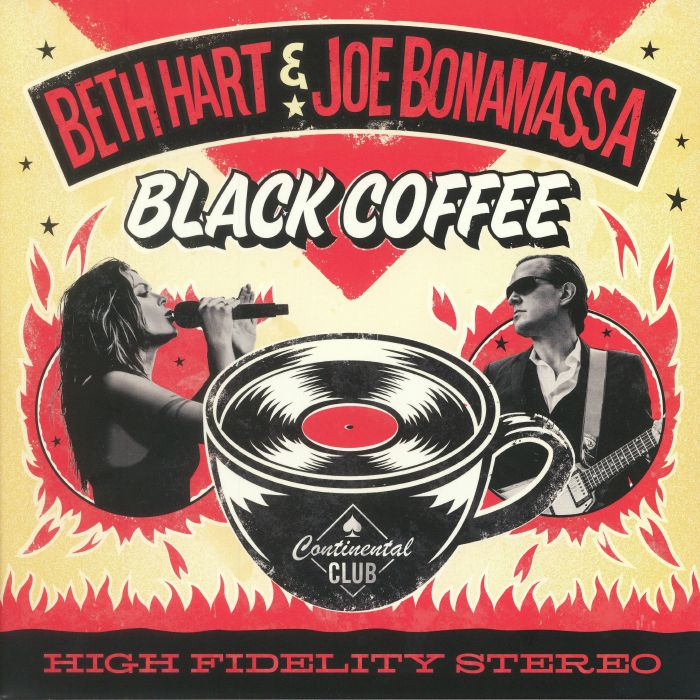 HART, Beth/JOE BONAMASSA - Black Coffee