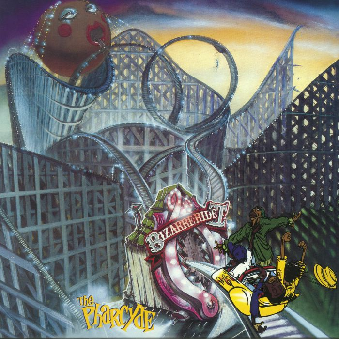 PHARCYDE, The - Bizarre Ride II The Pharcyde (reissue)