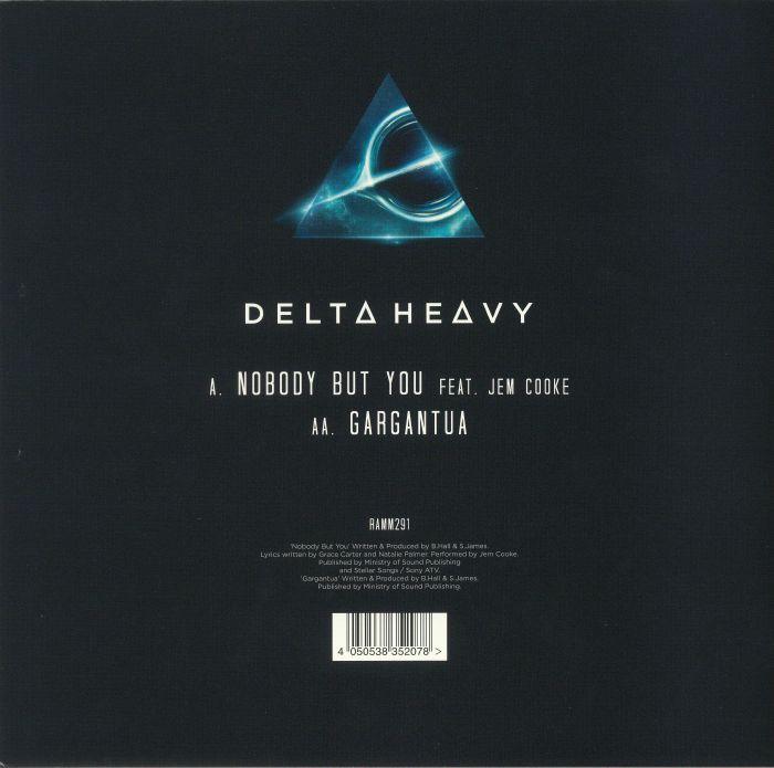 DELTA HEAVY - Nobody But You