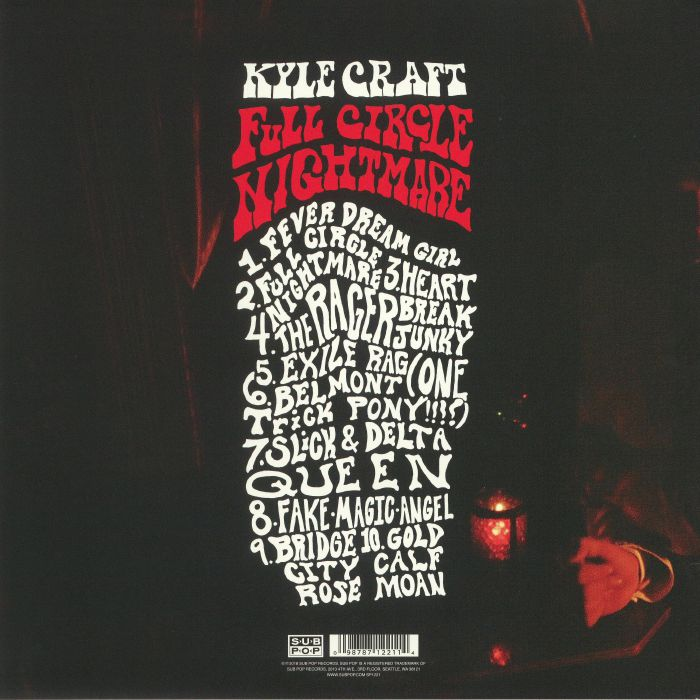 CRAFT, Kyle - Full Circle Nightmare