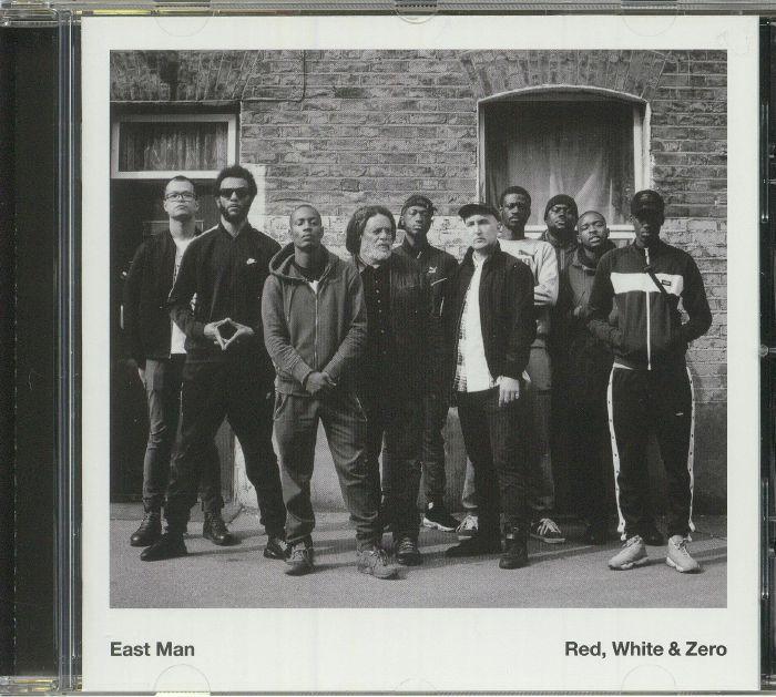 EAST MAN - Red White & Zero