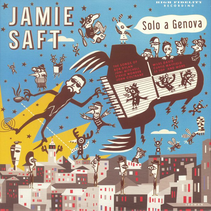 SAFT, Jamie - Solo A Genova