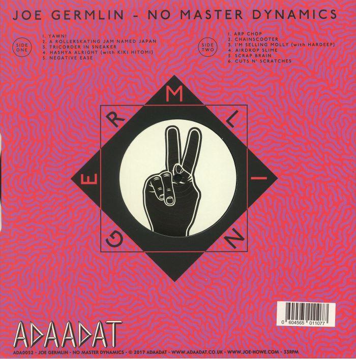 GERMLIN, Joe - No Master Dynamics