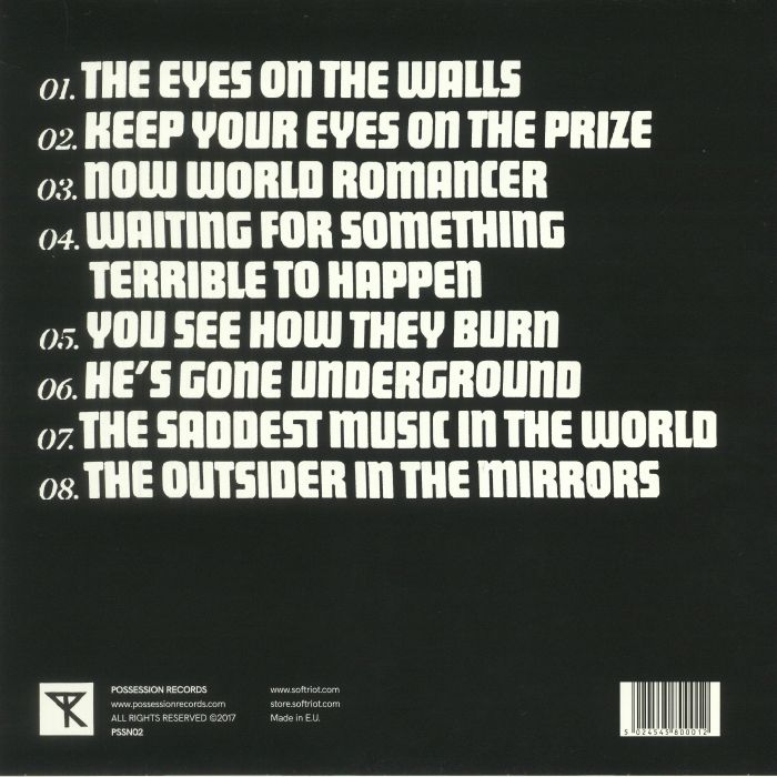 SOFT RIOT - The Outsider In The Mirrors