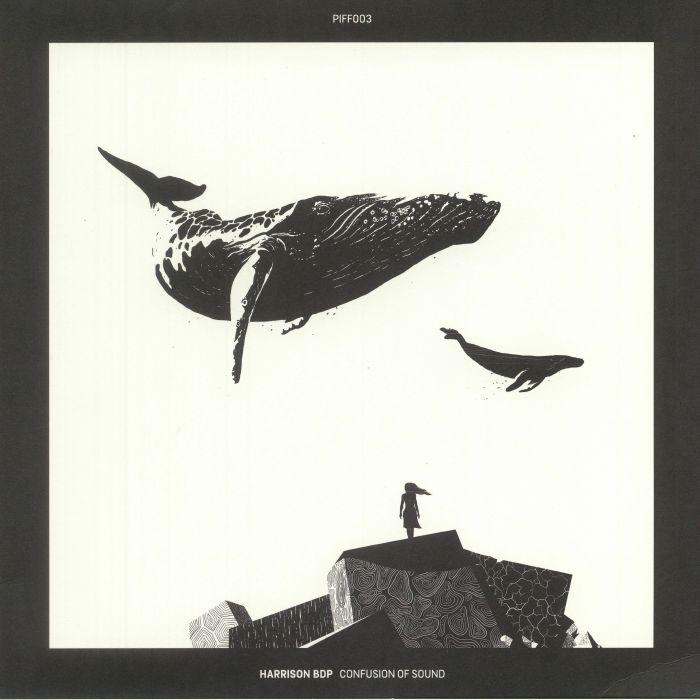 HARRISON BDP - Confusion Of Sound EP