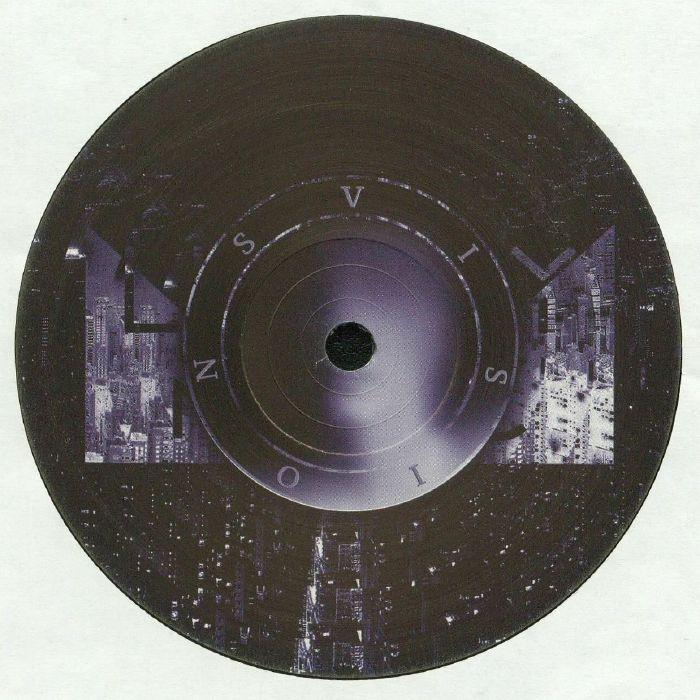 SCRILLA, Danny/KROMESTAR - Visions