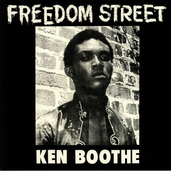 BOOTHE, Ken - Freedom Street