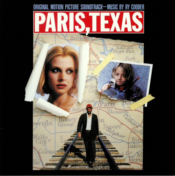 COODER, Ry - Paris Texas (Soundtrack) (reissue)