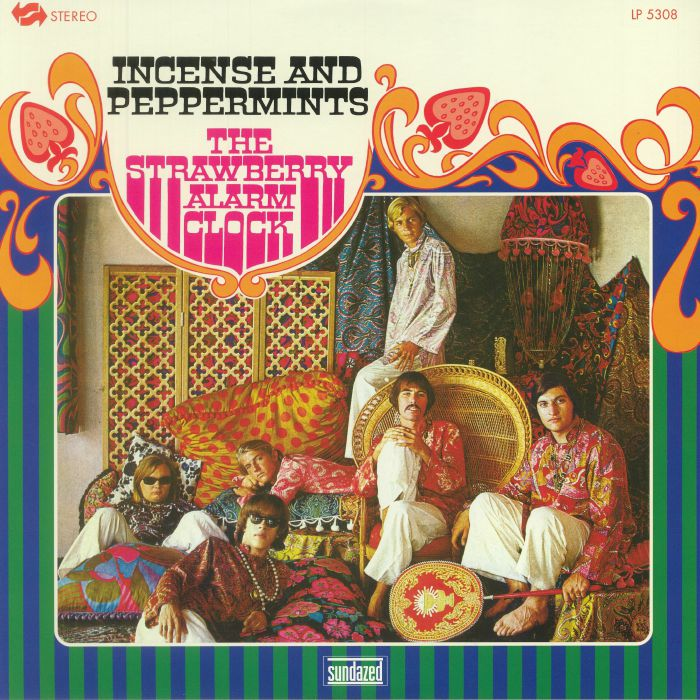 STRAWBERRY ALARM CLOCK, The - Incense & Peppermints (reissue)