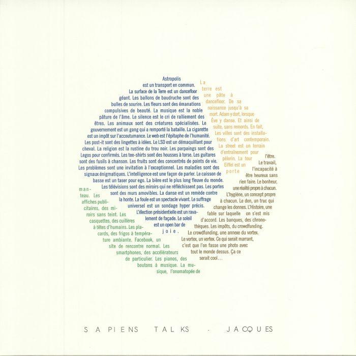 JACQUES - Sapiens Talk