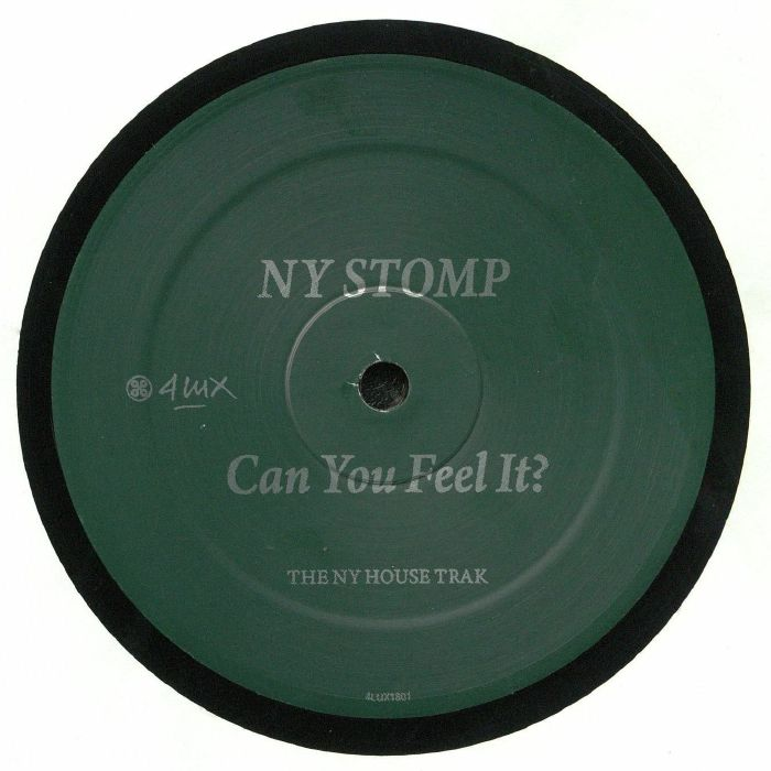 NY STOMP - Can You Feel It?