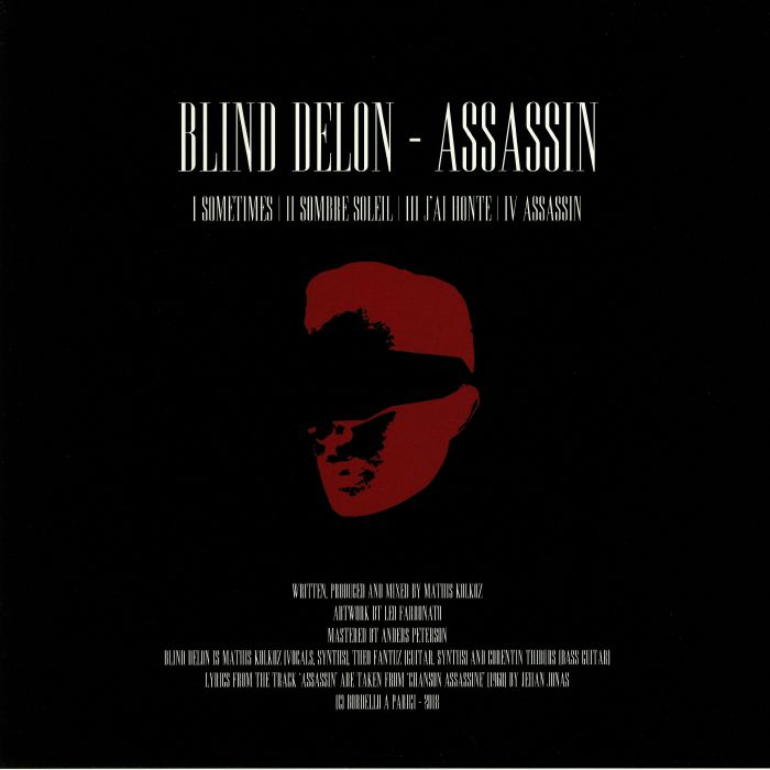 BLIND DELON - Assassin