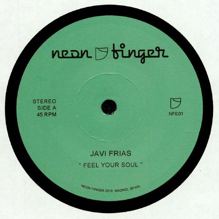 FRIAS, Javi - Feel Your Soul