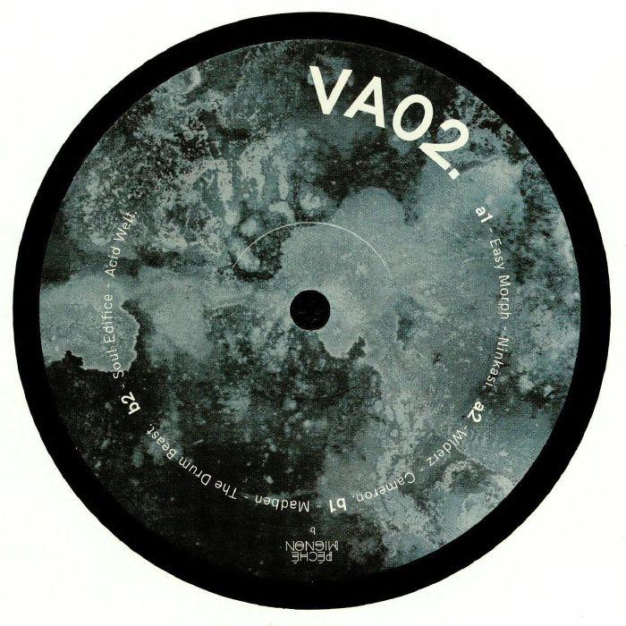 EASY MORPH/WLDERZ/MADBEN/SOUL EDIFICE - VA02