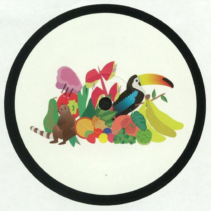 HIDDEN SPHERES - Wonders Of The Rainforest EP