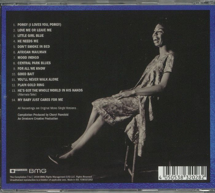 SIMONE, Nina - Mood Indigo: The Complete Bethlehem Singles