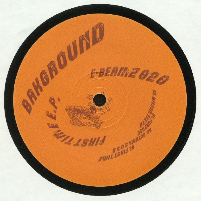 BAKGROUND - First Time EP