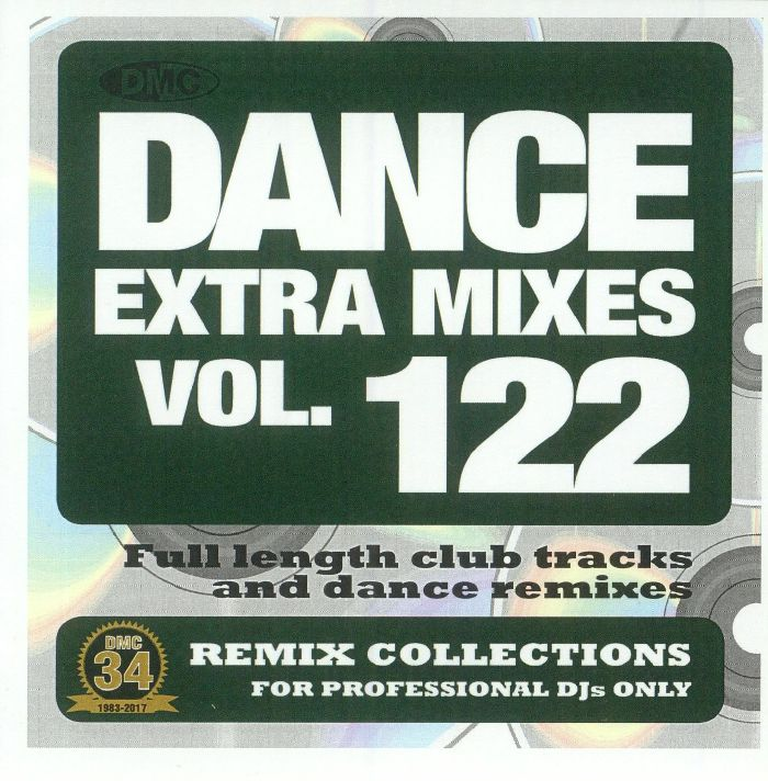 VARIOUS - Dance Extra Mixes Vol 122: Remix Collections For Professional DJs (Strictly DJ Only)