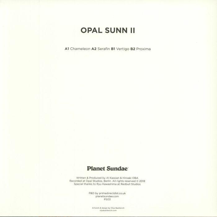 OPAL SUNN - II