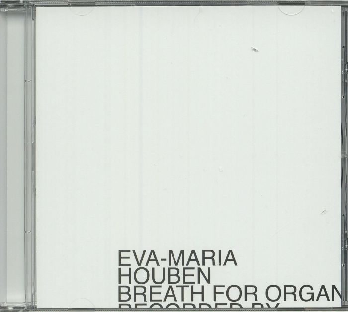 HOUBEN, Eva Maria - Breath For Organ