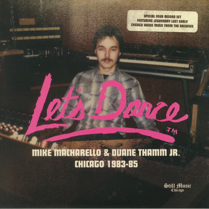 VARIOUS - Let's Dance Records: Mike Macharello & Duane Thamm Jr Chicago 1983-85
