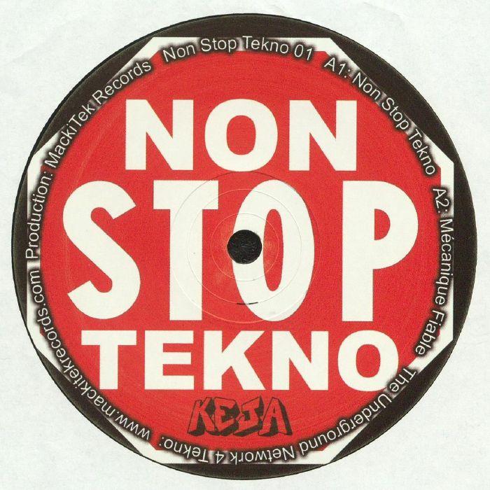 KEJA/IZI DSP - Non Stop Tekno