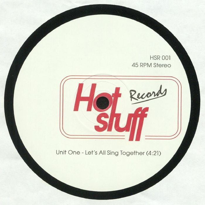 UNIT ONE - Let's All Sing Together