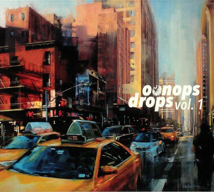 DJ OONOPS/VARIOUS - Oonops Drops Vol 1