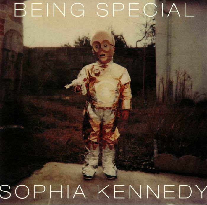 KENNEDY, Sophia - Being Special