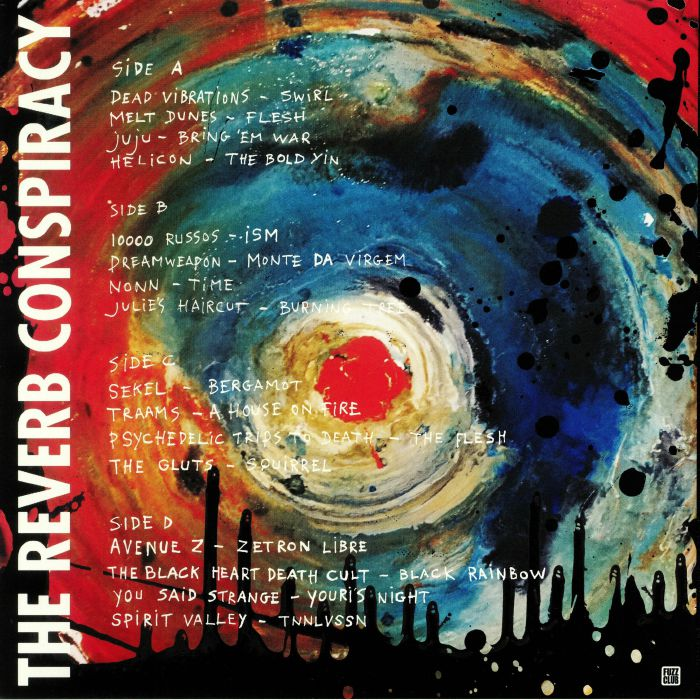 VARIOUS - The Reverb Conspiracy Volume 5