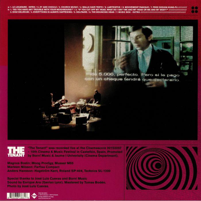 DEATH & VANILLA The Tenant: Live At The Cinemascore Film Festival