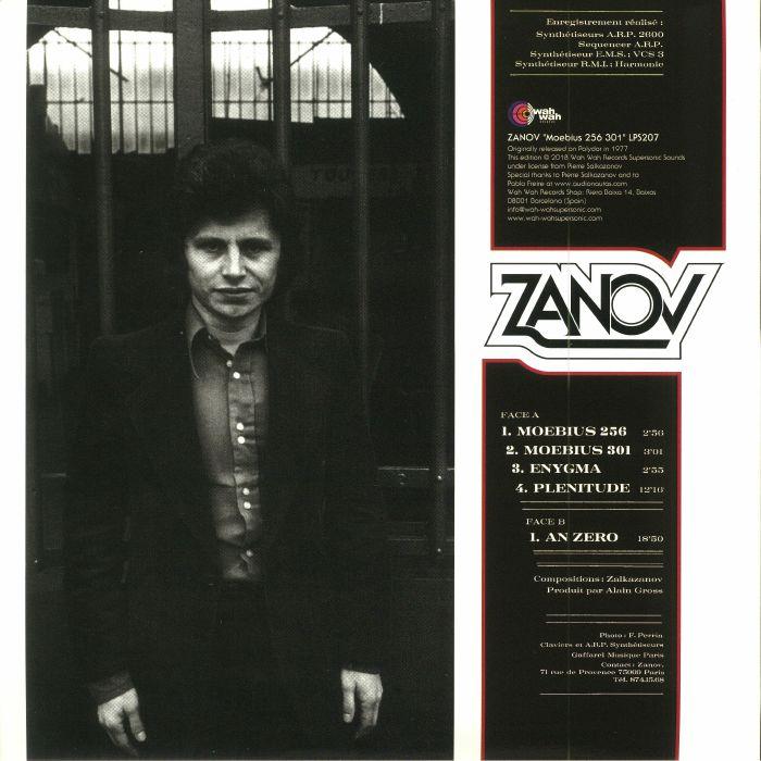 ZANOV - Moebius 256 301