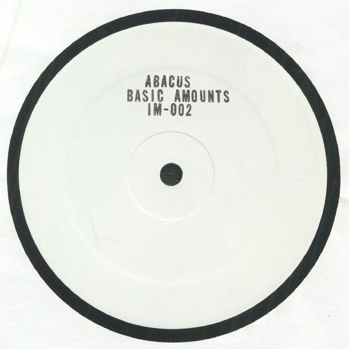 ABACUS - Basic Amounts