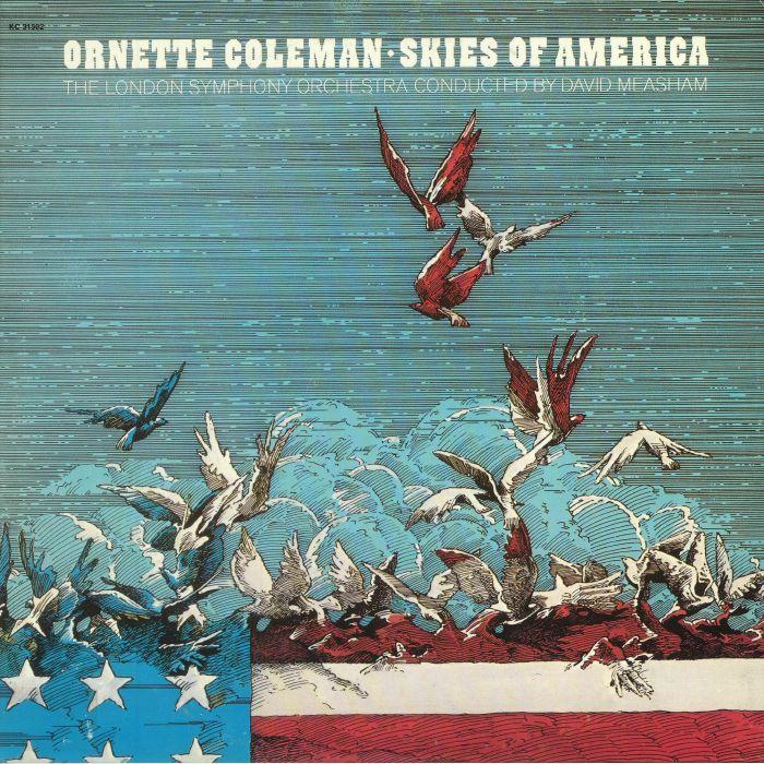 COLEMAN, Ornette - Skies Of America