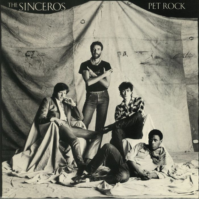SINCEROS, The - Pet Rock