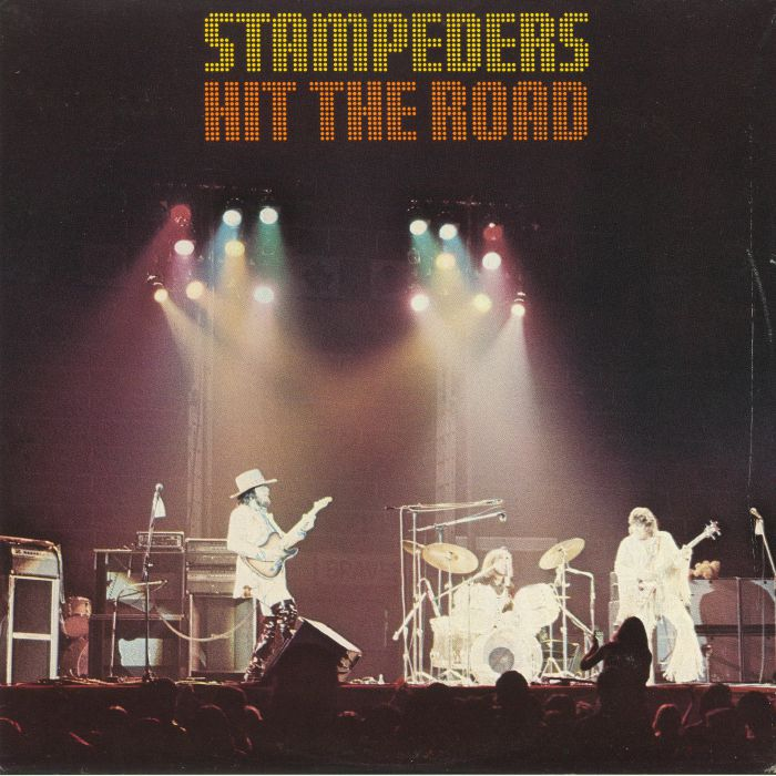 STAMPEDERS, The - Hit The Road