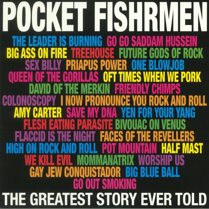 POCKET FISHRMEN - The Greatest Story Ever Told