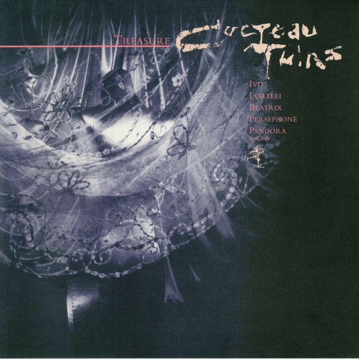 Cocteau Twins Treasure Reissue Vinyl At Juno Records
