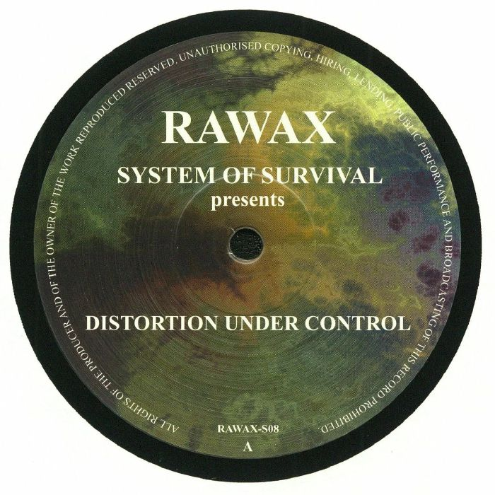 SYSTEM OF SURVIVAL - Distortion Under Control