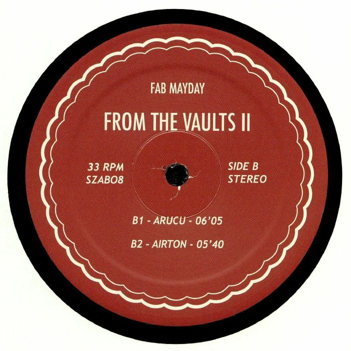 FAB MAYDAY - From The Vaults II