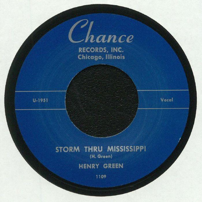 GREEN, Henry - Storm Thru Mississippi
